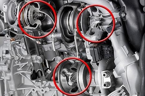 nowa turbosprezarka do samochodu